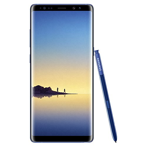 Samsung Galaxy Note 8 Smartphone da 64 GB, Blu, Marchio TIM