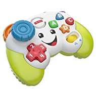 Fisher-Price baby toy with two musical settings is an educational toy that introduce shapes, colours, the alphabet, numbers and much more This fun toddler learning toy lets kids press the ABCD shape buttons and directional number pad or move the j...
