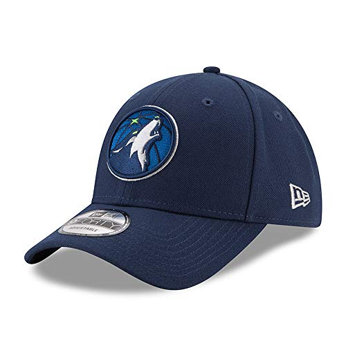 Gorra New Era – 9Forty Nba Minnesota Timberwolves The League azul/plateado