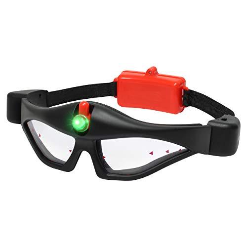 ArmoGear Night Vision Goggles for Kids | Spy Night Mission Goggles | Kids Spy Goggles with Built-in LED Headlight