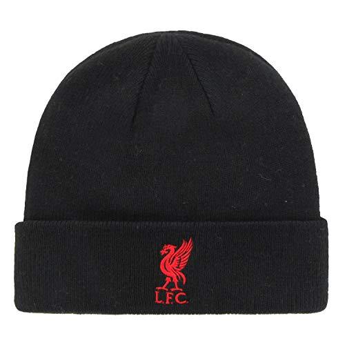 Berretto invernale con maglia FC Liverpool, colore nero