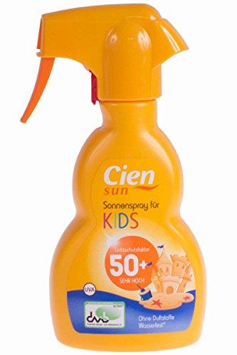 Cien® Sun Kids LSF 50 250ml Sonnenspray