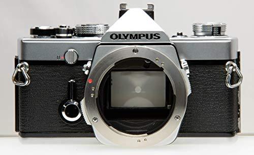 Olympus M-1 シルバー 50mmF1.8付き