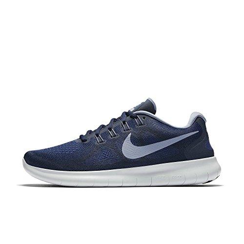 Nike 'Free RN' 2017 Binary Blue/Dark Sky Blue 8.5