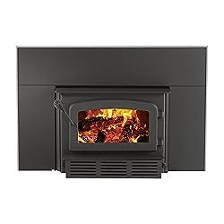 Drolet Escape 1800i Fireplace Wood Insert -EPA-Certified, DB03125