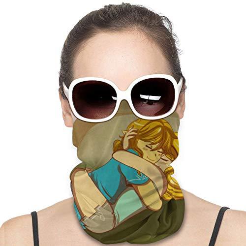 Yellowbiubiubiu Zelda Link Legend Zelda Games Variedad Turbante, protección contra el polvo para hombres y mujeres, funda para cuello, polainas para verano, ciclismo, senderismo, pesca, deportes al aire libre