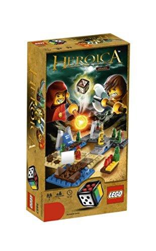 LEGO Draida Bay - Juego de Tablero