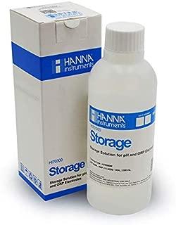 Hanna Instruments HI70300L pH/ORP Electrode Storage Solution, 500mL (16.9oz) Bottle