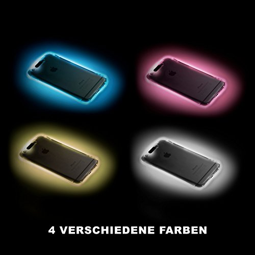 Need That Original Samsung LED Handy-Hülle für unterschiedlichste Modelle in Allen Farben erhältlich (Samsung S9, Pink)