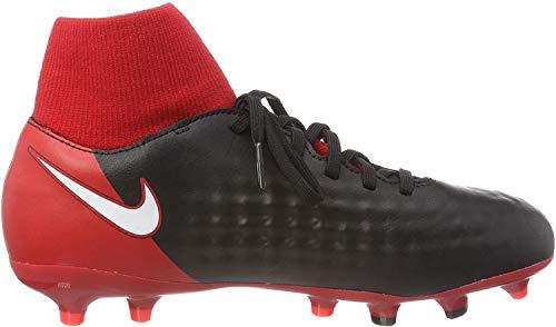 Nike Magista Onda II DF FG JR 917776, Botas de fútbol Unisex Adulto, Universidad Roja 061, 36 EU