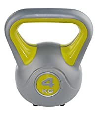 Idea Regalo - Sveltus Kettlebell fit giallo 4 kg
