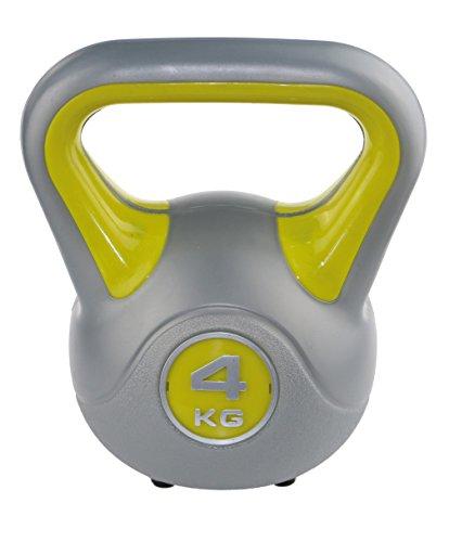 Sveltus Kettlebell fit giallo 4 kg