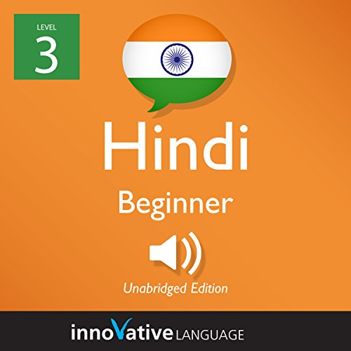 Learn Hindi - Level 3: Beginner Hindi Titelbild
