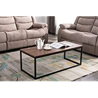 Bonzy Home End Nesting Side Coffee Table + End Table