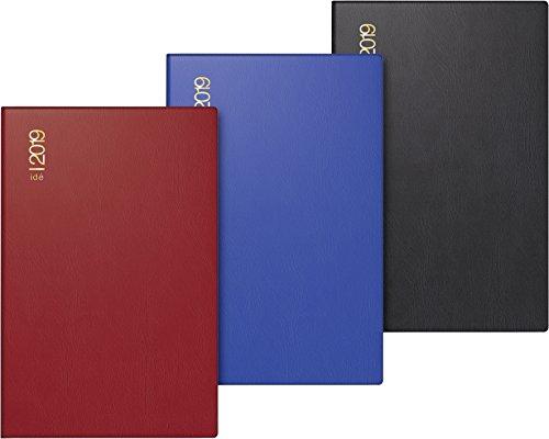 Baier und Schneider Taschenkalender Modell Partner/Industrie I, 1 Woche = 2 Seiten, 72 x 112 mm, Ku