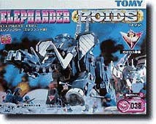 ZOIDS 038 Elephander