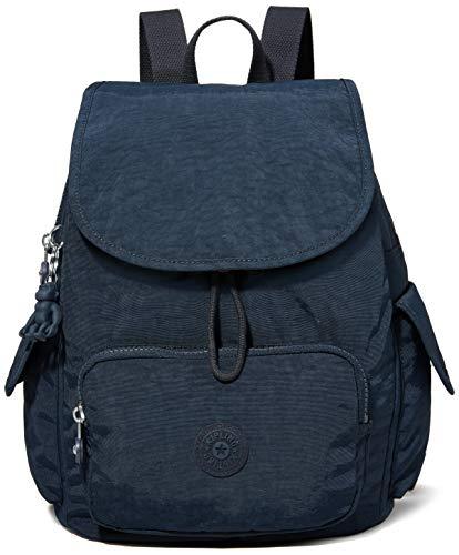 Kipling City Pack S, Backpacks Donna, Blue Blue 2, 19x27x33.5 cm