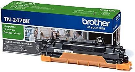 Brother 原装 Jumbo 碳粉盒 TN-247BK 黑色 适用于 Brother DCP-L3510CDW DCP-L3550CDW HL-L3210CW HL-L3230CDW HL-L3270CDW MFC-L3710CW MFC-L3730CDN MFC-L3750CDW 和 MFC-L3770CDW