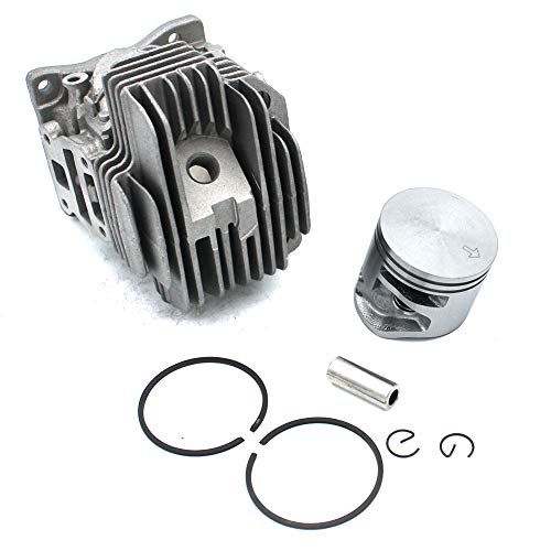 Cylinder Piston Kit 40mm For Stihl MS201 MS201C MS201Z MS201C-E MS201C-EZ MS201C-EM MS201C-EMZ MS201C-M MS201C-MZ MS201 2-MIX MS201T MS201TC MS201TZ MS201TC-E MS201TC-M MS201TC-MZ PN 1145 020 1200