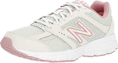 New Balance Women's 460 V2 Running Shoe, Summer Fog/Oyster Pink/Mineral Rose, 10 M US