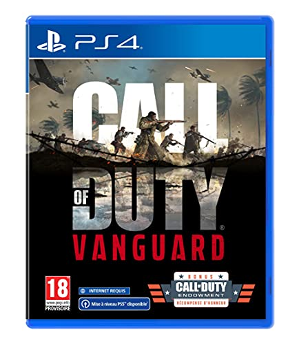 Call Of Duty: Vanguard (Playstation 4) - Exclusivité Amazon
