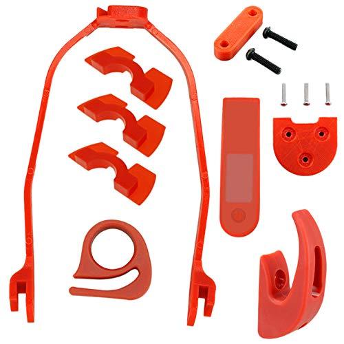 Fransande para MIJIA M365 Pro accesorios de patinete eléctrico accesorios de guardabarros...