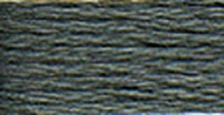 DMC Six Strand Embroidery Cotton 100 Gram Cone: Pewter Grey Dark