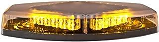 HELLA H27995011 Mini LED Light Bar 50, Amber, Magnetic Mount, 12/24V