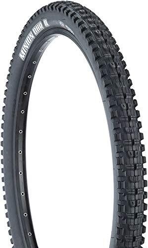 Maxxis Tires Max Minion Dhr Ii 29X2.6 Bk Fold/120 3Ct/Exo+/Tr/Wt