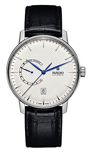 Reloj Rado automático Coupole Classic para hombre, con reserva de marcha en esfera, ref. R22878015.