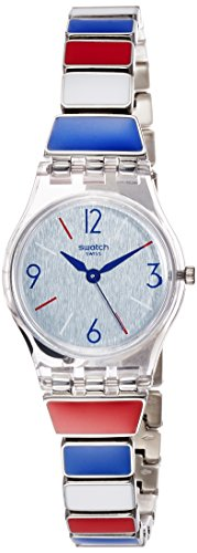 SWATCH Watch: Miss Mariniere Lady's Stainless Steel Watch