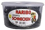 Haribo Liquirizia Lumache, 1er Pack (1X 1.5kg Dose)...