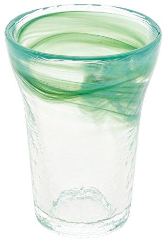 月夜野工房『お湯が注げるグラス タンブラー L』