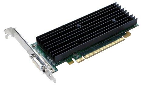 PNY Quadro NVS 290 LP Grafikkarte (PCI-e, 256MB DDR2 Speicher, Dual VGA/DVI, 1 GPU)