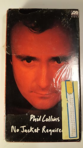 No Jacket Required [USA] [VHS]