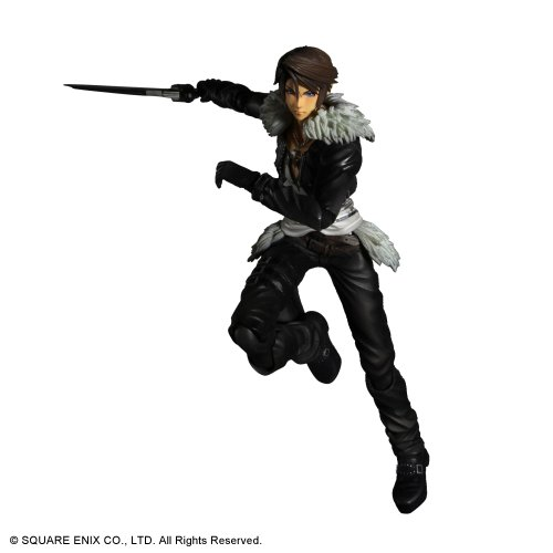 Dissidia Final Fantasy - Figura Play Arts Kai Volumen 1: Squall