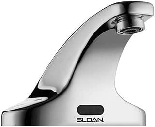 Sloan Sf-2350-Bdm Centerset Bathroom Sensor Faucet Includes Below Deck Mixing Valve