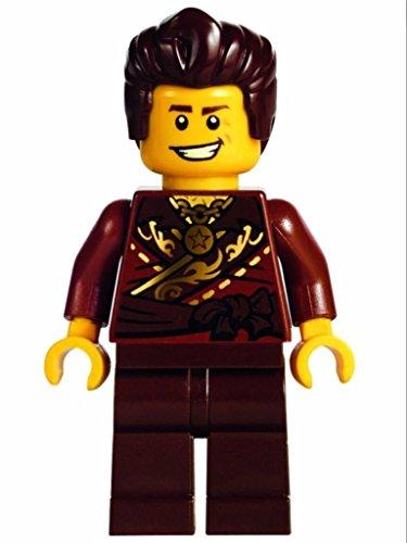 Lego Dareth Minifigure exclusive to set 70751 ninjago set by LEGO