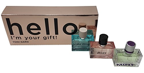 Toni Gard - Woman - Set - Geschenkset - Hello, I'm Your Gift! - Seaside EdP 15ml + My Honey EdP 15ml + Mint EdP 15ml