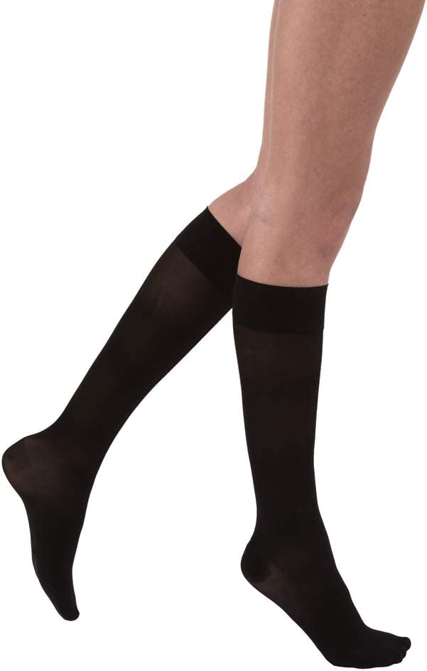 Jobst Ultrasheer 20-30 Knee Max 70% OFF High Cla Closed Toe Stockings New color Womens