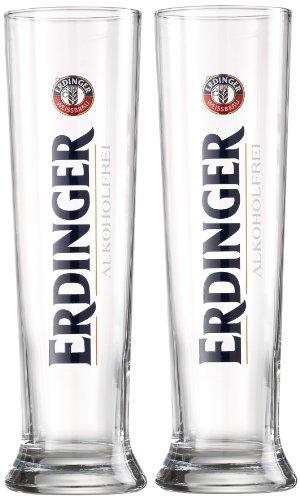 Weizenbierglas Erdinger Alkoholfrei, 0.5...