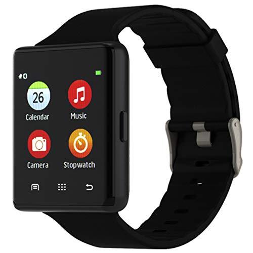 Bebinca Smartwatch Fitness Tracker Bluetooth Orologio Smartband Contapassi per Android iOS Huawei Samsung