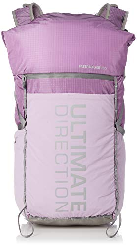 Ultimate Direction Women's FastpackHER 30 Backpack, Lavender, X-Small/Small