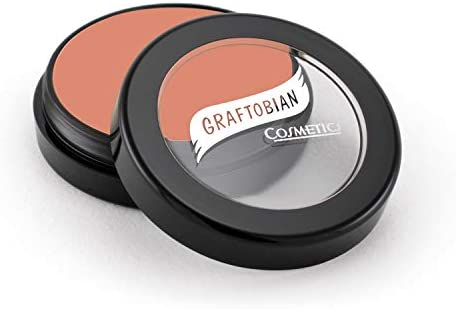 Graftobian HD Glamour Cr me Foundation 1 2oz Peach Blush N product image