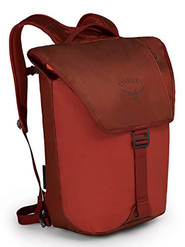 Osprey Transporter Flap Reisetasche, unisex - Ruffian Red O/S