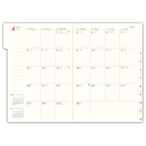 JMAM『ペイジェムシュシュB6-i月曜(ミモザ)』