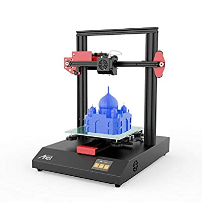 Anet ET4 3D Printer, FDM DIY 3D Printer, Matrix Automatic Levelling with Resume Printing Function, All-Metal 3D Printer with Industrial Grade Chipset, 220X220X250mm