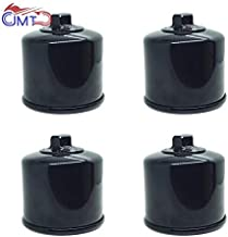 For Honda Cbr600 F4I Cbr600Rr Cb650F Cbr650F 670 Nm4 Vultus Ctx700 Dct N Nc700S Nc700X Oil Filter Motorcycle Engine Part (4 Pieces)