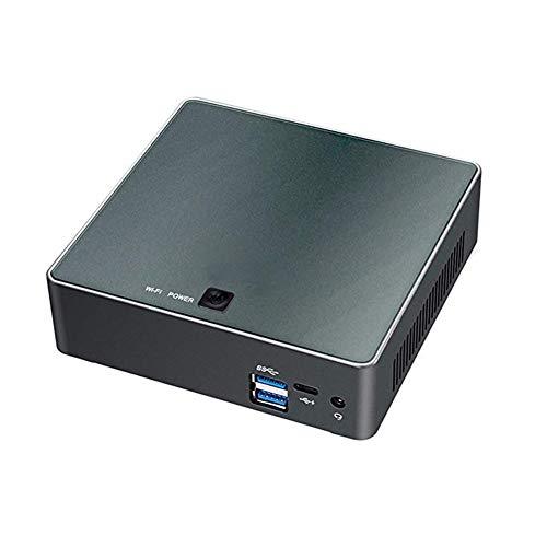 Windows 10 Mini PC Desktop Computer Box 4K Support Intel Core I7 6500U M.2 SSD Type C Intel 3160 WiFi Bluetooth TSOON T3
