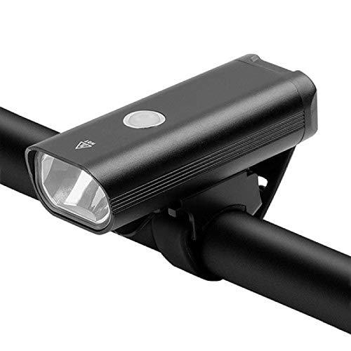 Bicicleta Luz Led Bicicleta Frontal Conjunto USB Cargable MTB Bicicletas Luz Trasera Ciclismo Faro Accesorios Mode1Set1